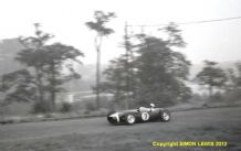 FERGUSON P99 4WD F1 Stirling Moss 1961 Oulton Gold Cup